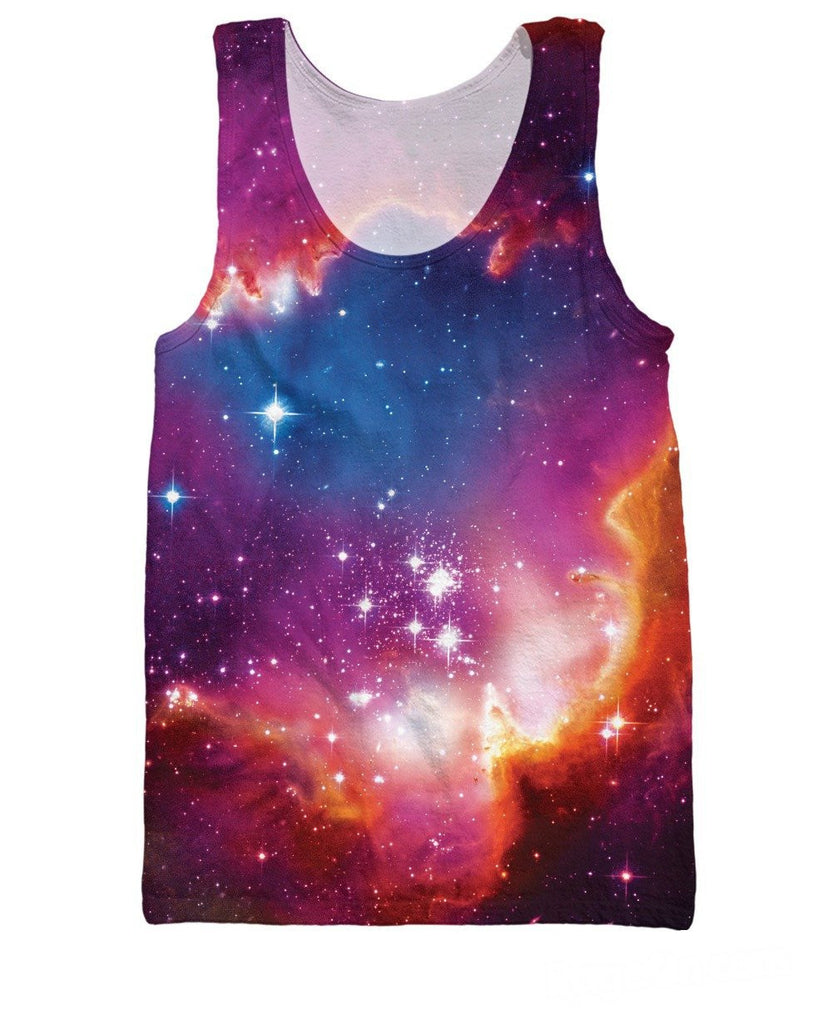 Buy Cosmos Tank Online | Cheap Mens Rave Clothing | NuLights