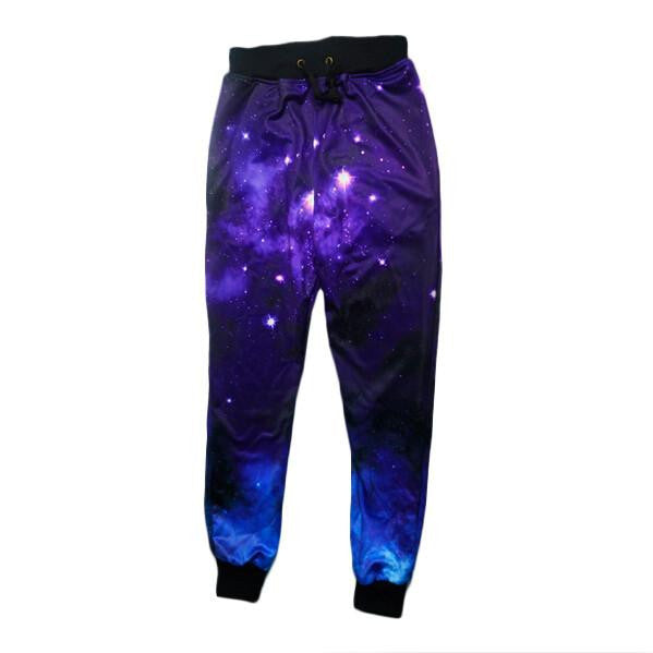 Galaxy Dreamer Pants 1 | Mens Rave Clothing | NuLights