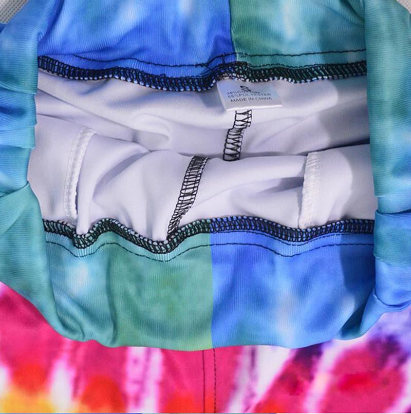 Tie Dye Rave Pants - NuLights