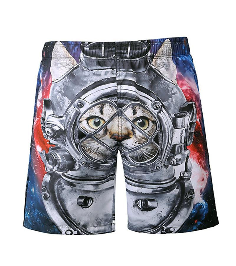 Cosmos the Cat Shorts - NuLights