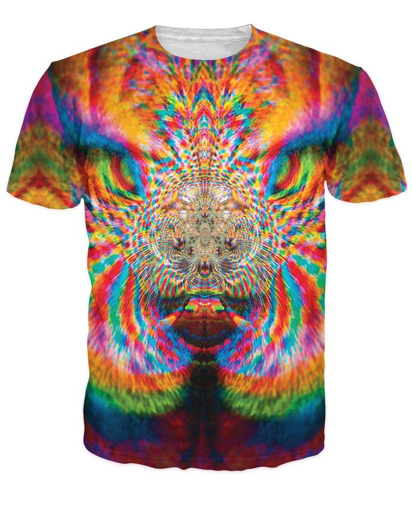 Buy Vortex Men's Tee Online | Cheap Mens Rave Clothing | NuLights