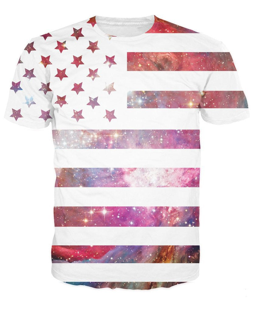Raving Patriot's Tee - NuLights