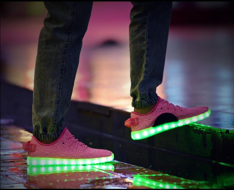 LED Rave Shoes