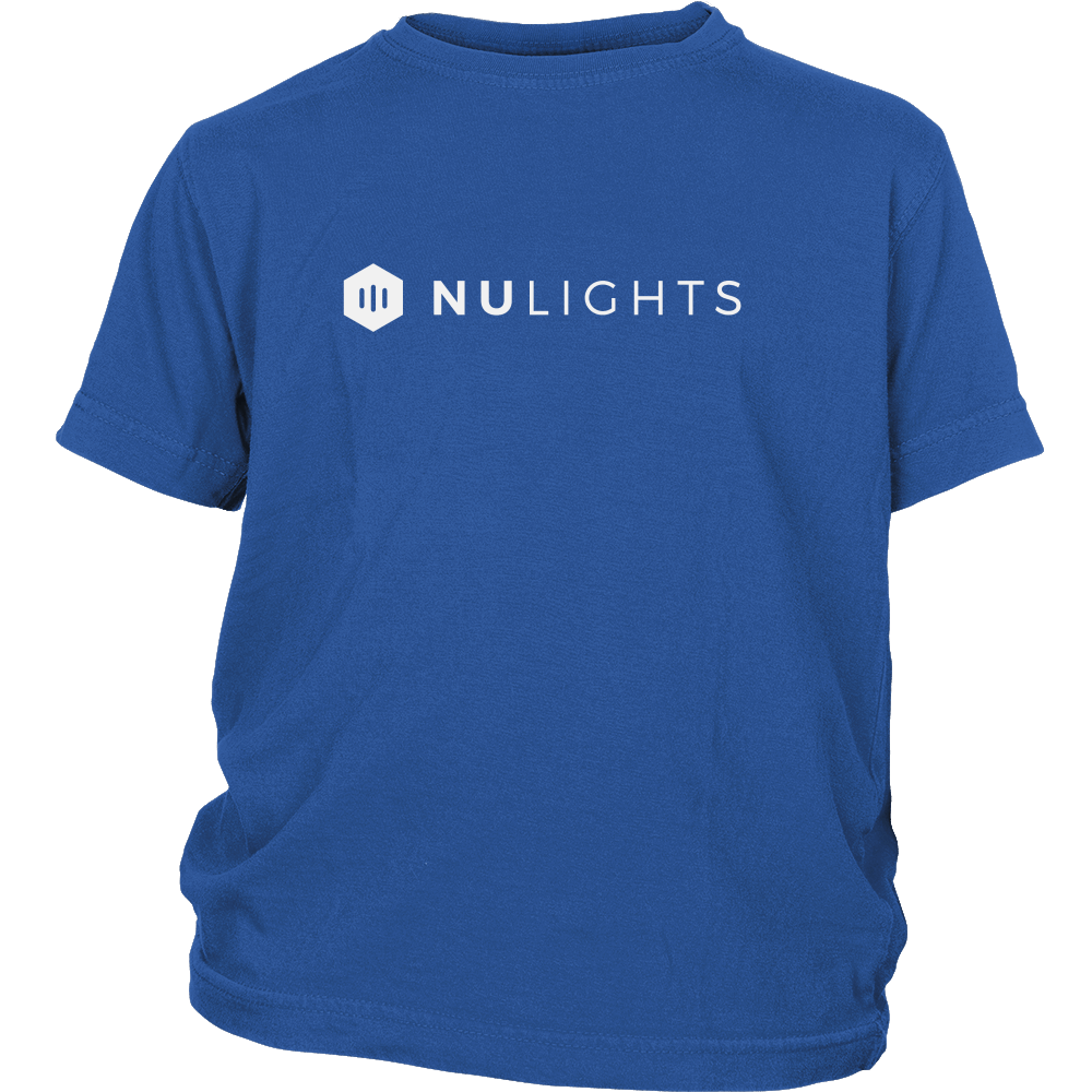 Nulights Youth T-Shirt Color - NuLights