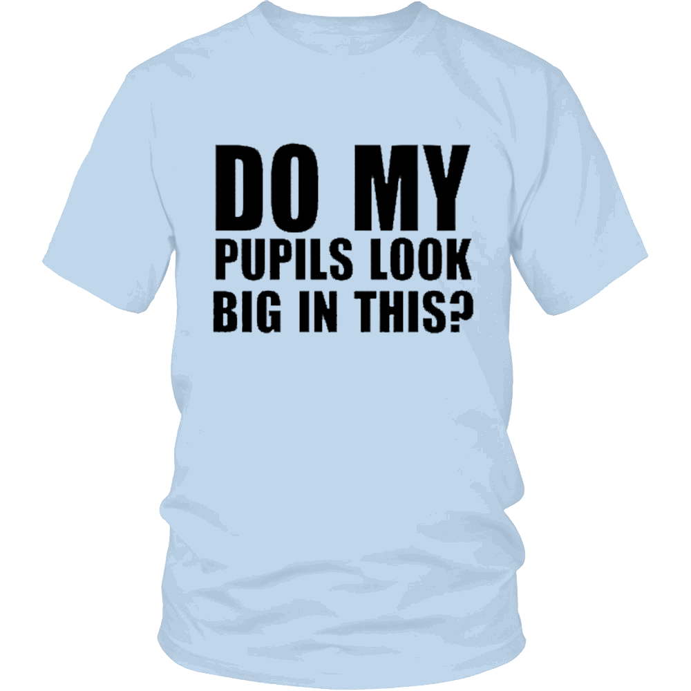 Big Pupils Tee