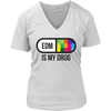 EDM Pill Tee - Light Colors
