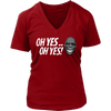 Oh Yes, Oh Yes Tee - Dark Colors - NuLights