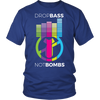 Drop Bass Tee - Rainbow - NuLights