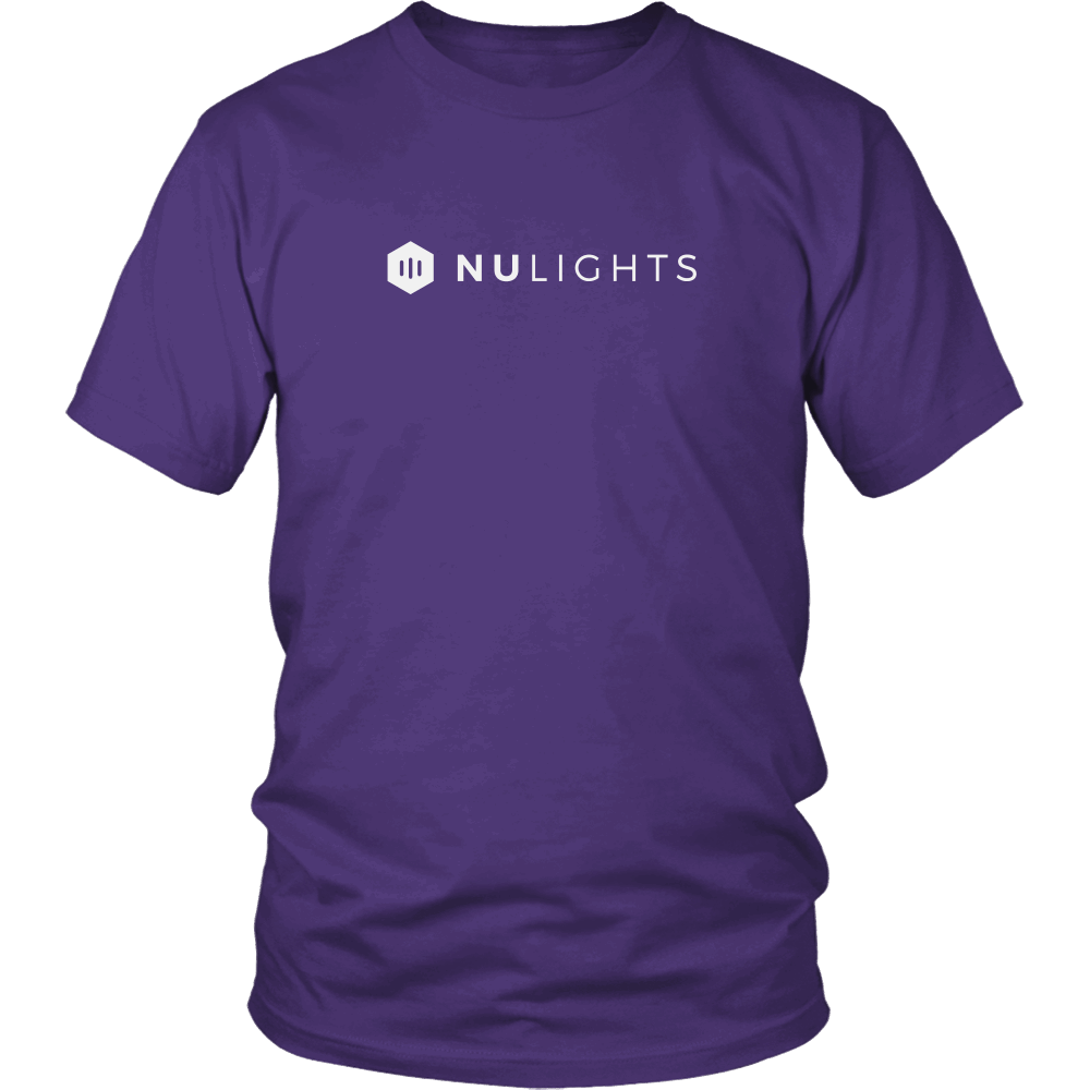 NuLights Unisex T-Shirt Color