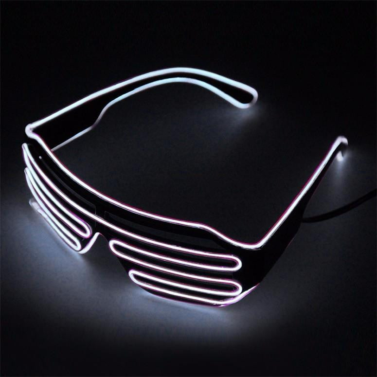 Light Up Glasses 8 | Cheap Festival Accessories | NuLights