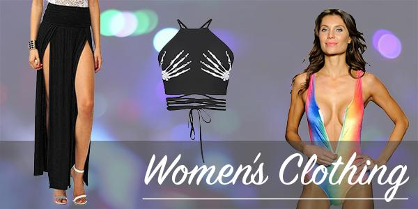 Buy Cheap Women's Festival Clothes Online