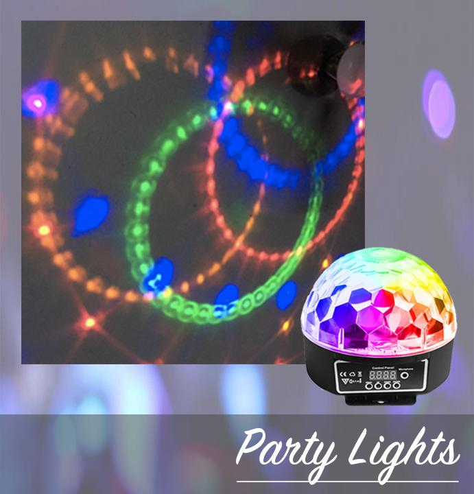 Buy Cheap Party Lights Online