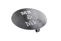 Mr. & Mrs. Hot Plate