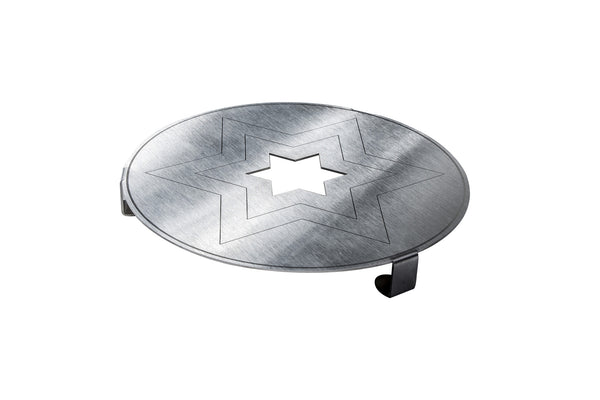 Star of David Hot Plate