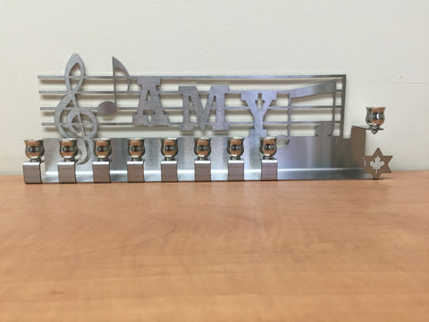 Music Menorah