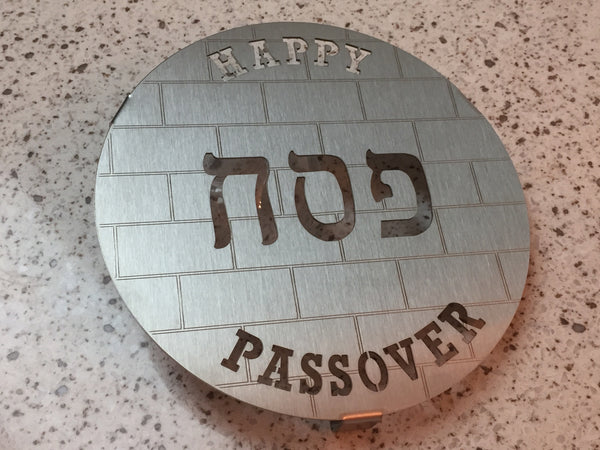 Passover Hot Plates