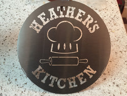 Personalized Hot Plate
