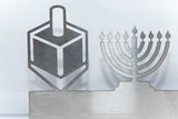 Customized Menorah Icons