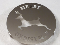 Christmas Reindeer Hot Plate