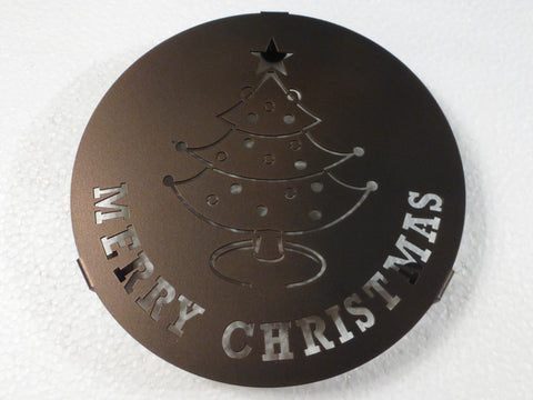 Christmas Tree Hot Plate