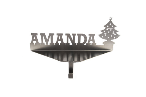 Customized Christmas Stocking Hanger
