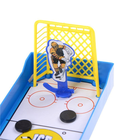 Shooting Game Finger Desktop Mini Hockey Toys Kids Gift