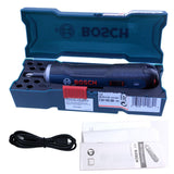 BOSCH GO 3.6V Electric Screwdriver 6 Gears Cordless Rechargeable Tool