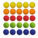 25pcs Bulk Foam Bullet Ball Replacement Refill Pack MULTI-A Other Novelty & Gag Toys