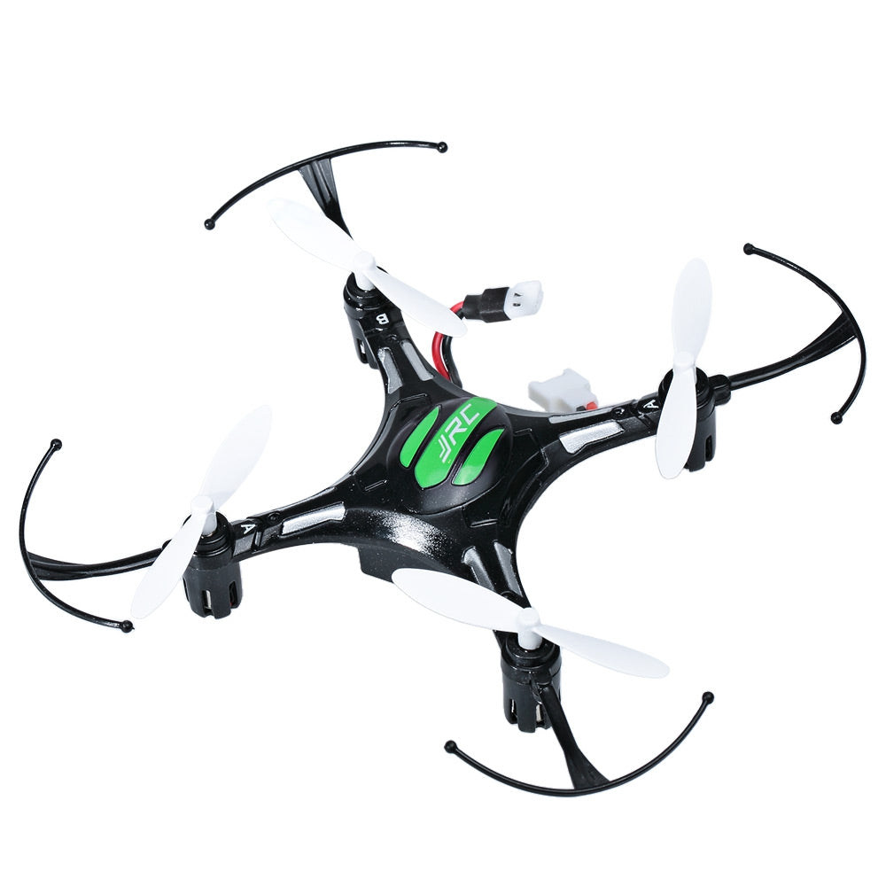 JJRC H8 Mini Headless Mode 6 Axis Gyro 2.4GHz 4CH RC Quadcopter with 360 Degree Rollover Function BLACK RC Quadcopters