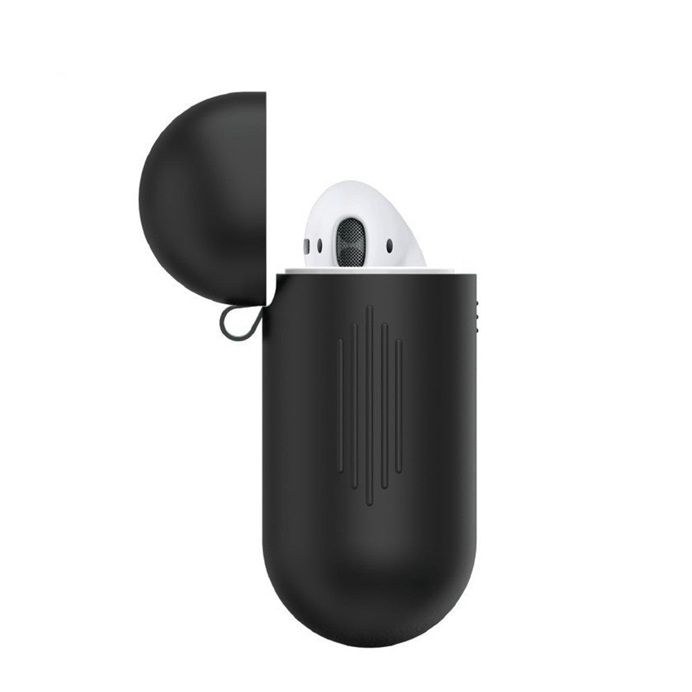 Luxury Protective Silicone Cover and Skin for Apple Airpods Charging Case