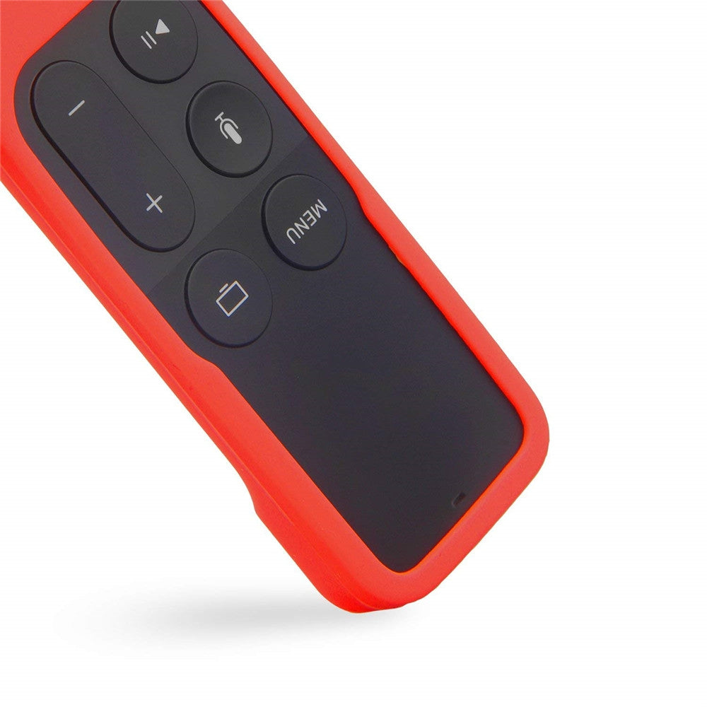 Case Cover for Apple TV Siri Remote Control 4th Generation Durable Silicone