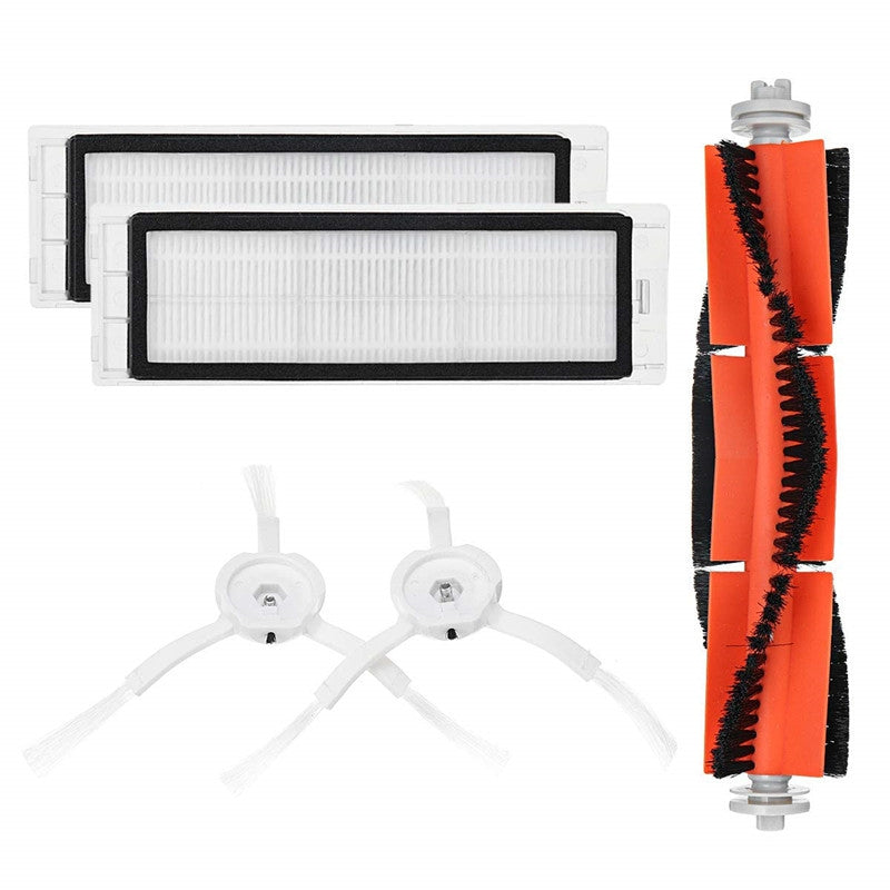 Main Brush Filters Side Brushes Accessories for XIAOMI MI Robot MULTI Cleaning Appliances
