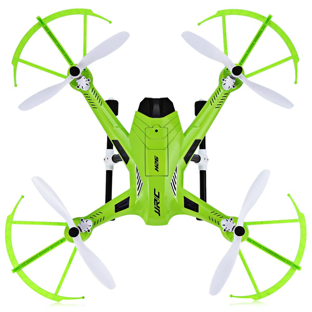 JJRC H26D 6 Axis Gyro 2.4GHz 4CH RC Quadcopter 5.0MP Wide Angle Camera / 360 Degree Eversion