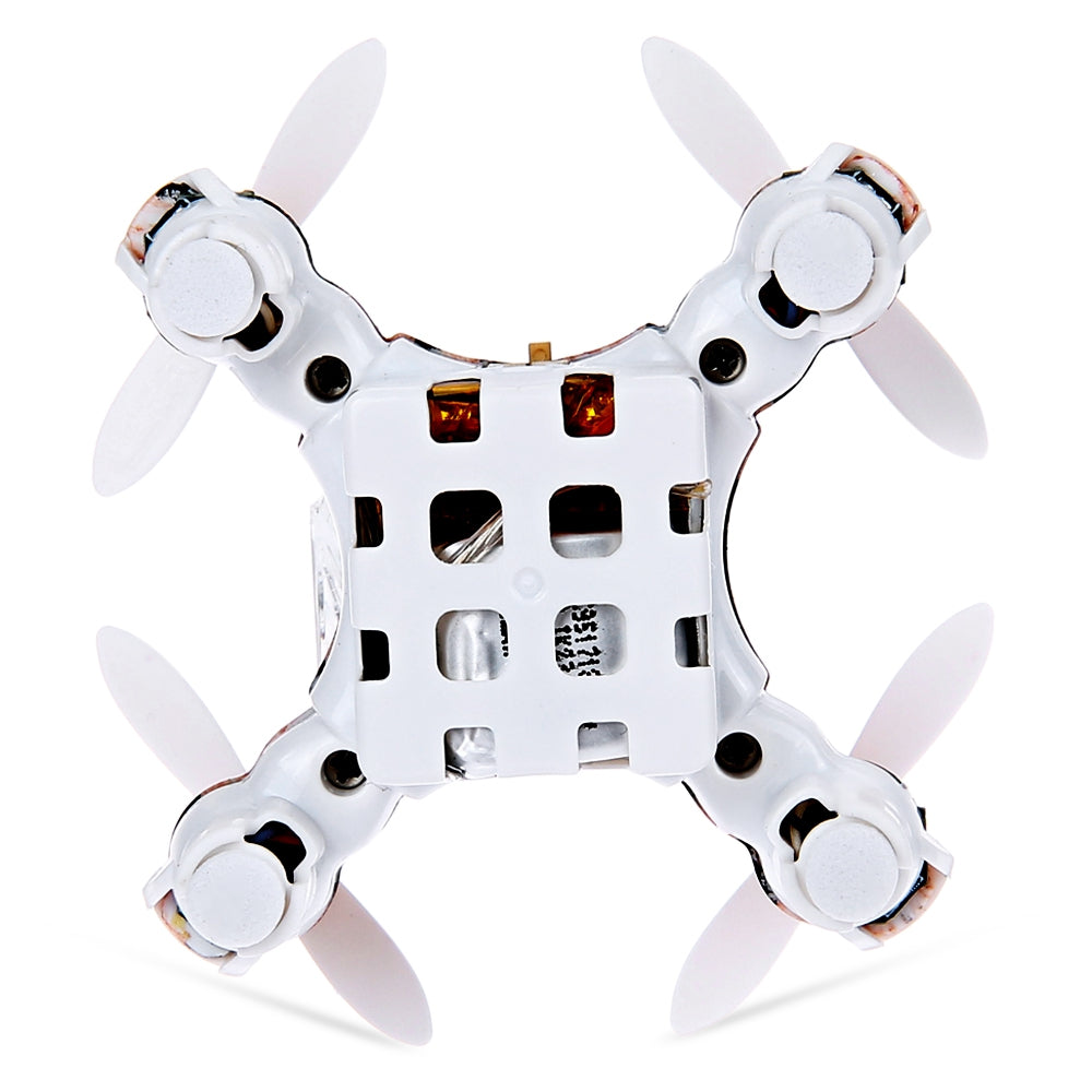 CX - 10D 2.4G 4CH 6-Axis Gyro RTF Mini Aircraft Remote Control Quadcopter Drone Toy