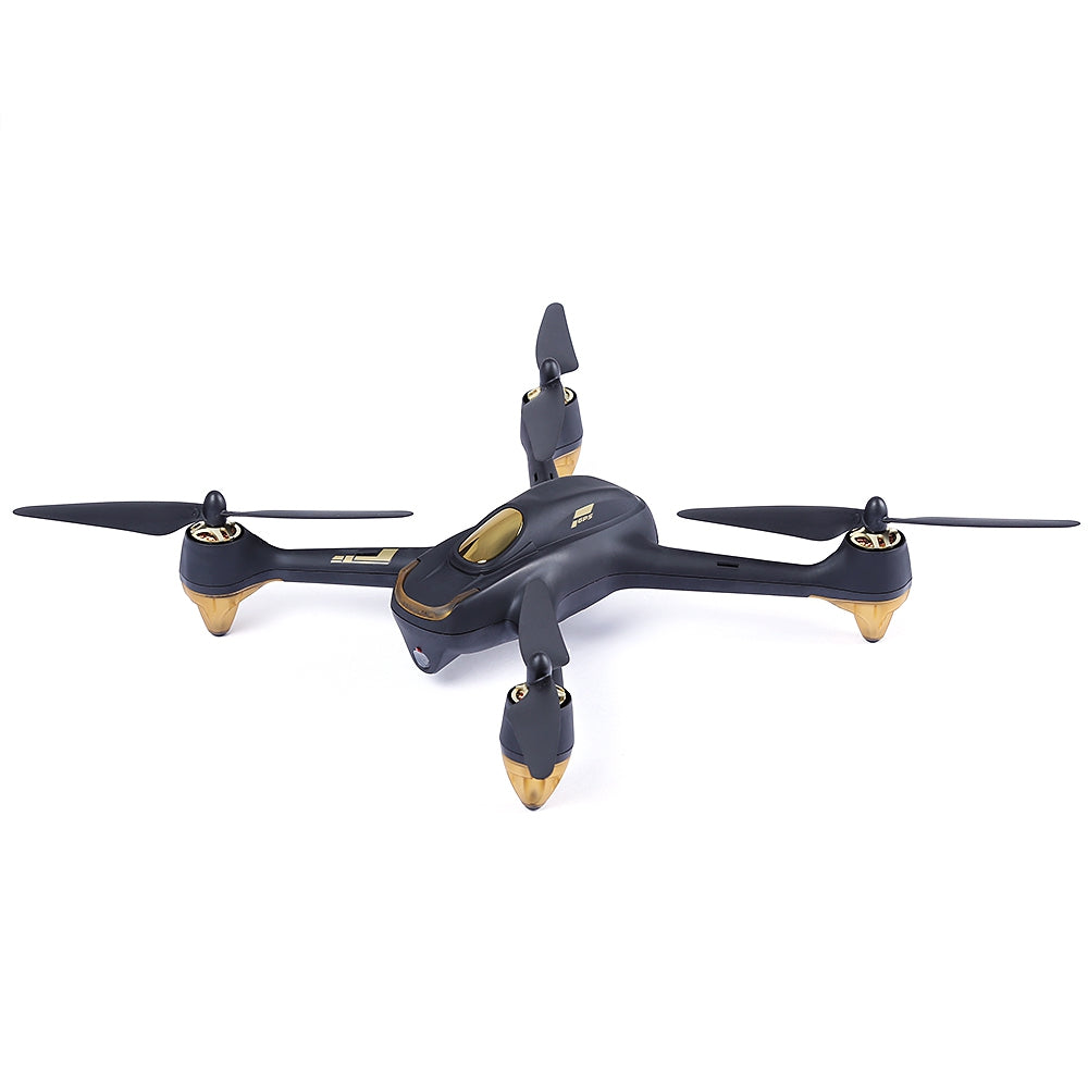 Hubsan H501S X4 5.8G FPV 10CH Brushless with 1080P HD Camera GPS RC Quadcopter BLACK US PLUG COLORMIX RC Quadcopters