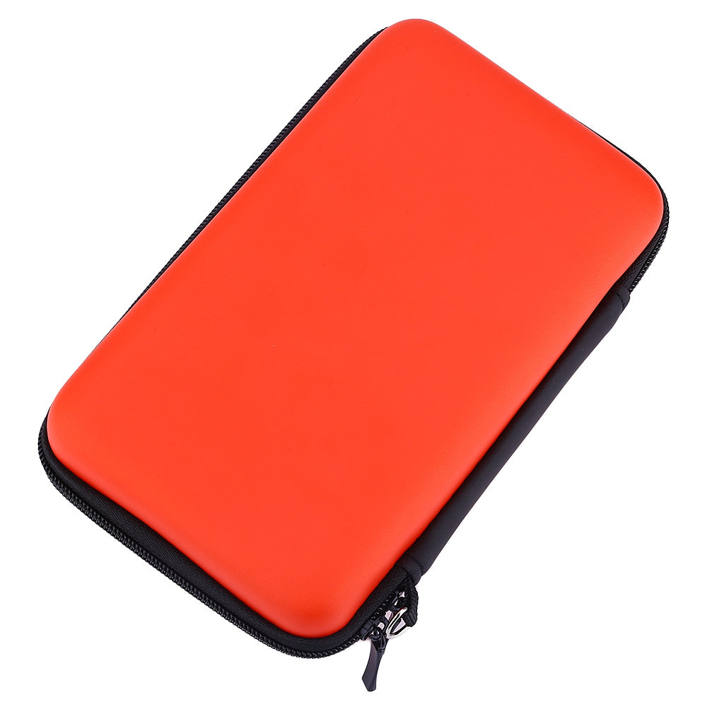 Shockproof Travel Carry Case Game Pouch Protective Cover Storage Bag for New 3DSLL RED Other Video Game Accessories