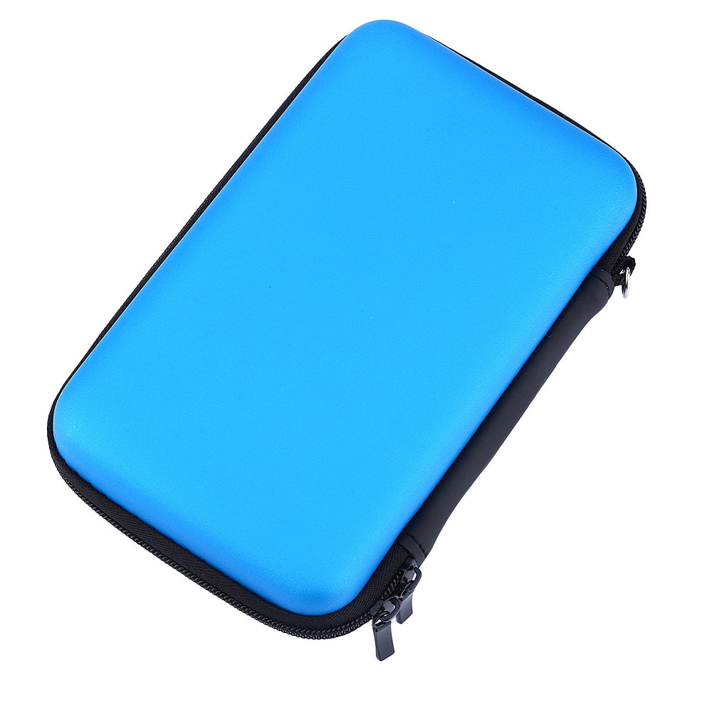Shockproof Travel Carry Case Game Pouch Protective Cover Storage Bag for New 3DSLL BLUE Other Video Game Accessories