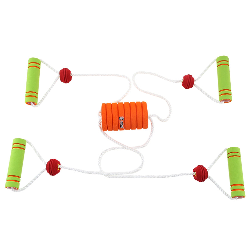 WTWY Kids Colorful Balance Rope Ball Team Sports Game Toy