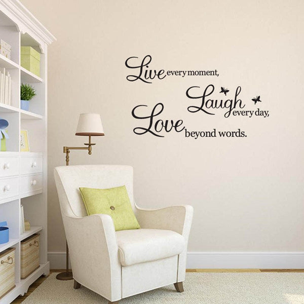 Art Life Removeable Wall Sticker
