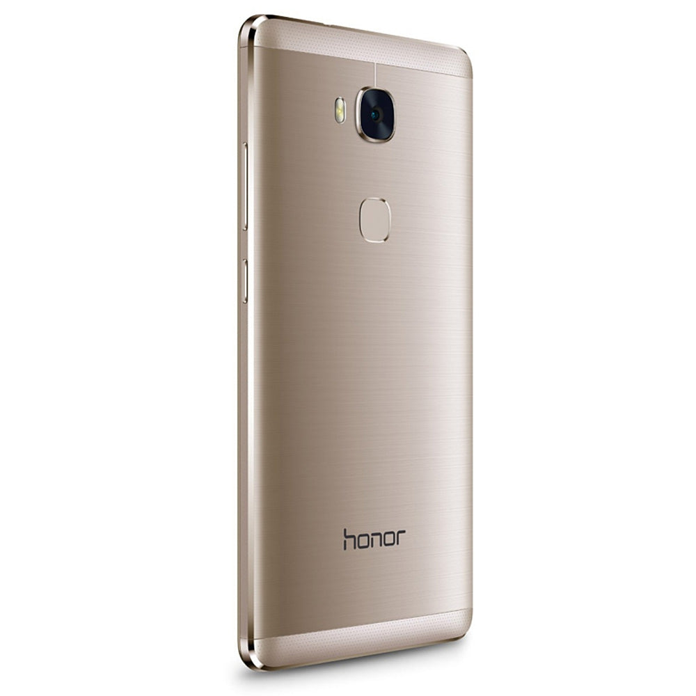 Huawei Honor 5X 5.5 inch Android 5.1 4G Phablet Snapdragon 616 Octa Core 1.5GHz 2GB RAM 16GB ROM 1080P FHD Screen 13.0MP Rear Camera Fingerprint Sensor