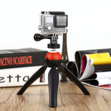 Universal Mini Tripod 7.28 inch Rotation Desktop Handle Stabilizer for Phone Action Camera