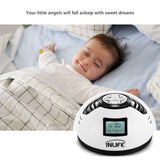 Inlife White Noise Machine for Sleep with Natural Sound