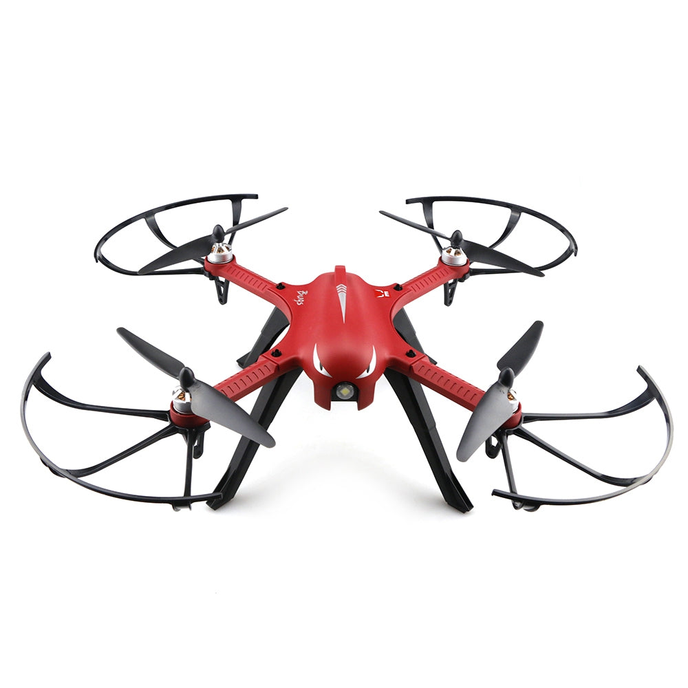 MJX B3 Bugs 3 RC Quadcopter RTF Two-way 2.4GHz 4CH with Action Camera Bracket NO CAMERA RED RC Quadcopters