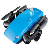S9 Micro Foldable RC Quadcopter RTF 2.4GHz 4CH 6-axis Gyro / Headless Mode / One Key Return STANDARD VERSION RED RC Quadcopters