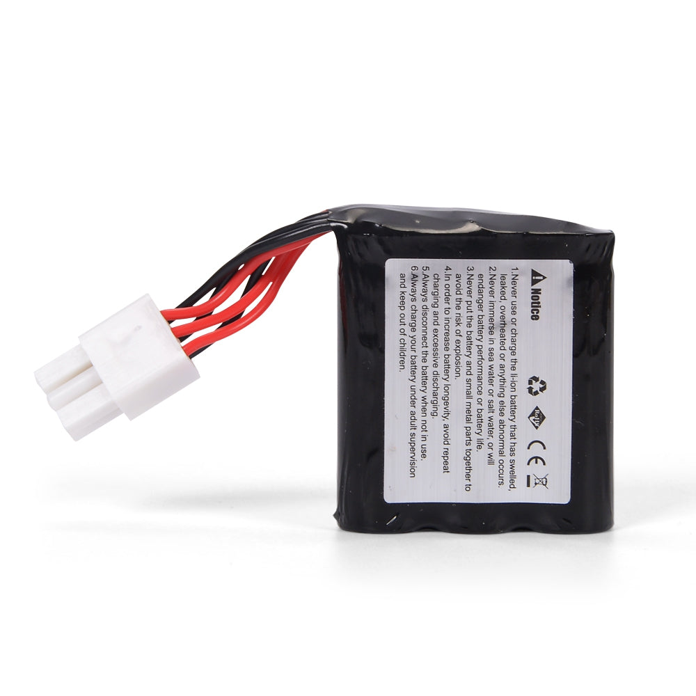 GPTOYS 15 - DJ02 9.6V 800mAh Battery for GPTOYS S911 RC Truck Car Racing Truggy Accessories Supplies