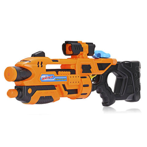 YJ8188 - 1 Children Large Size High-pressure Water Gun Toys PAPAYA ORANGE Toy Guns
