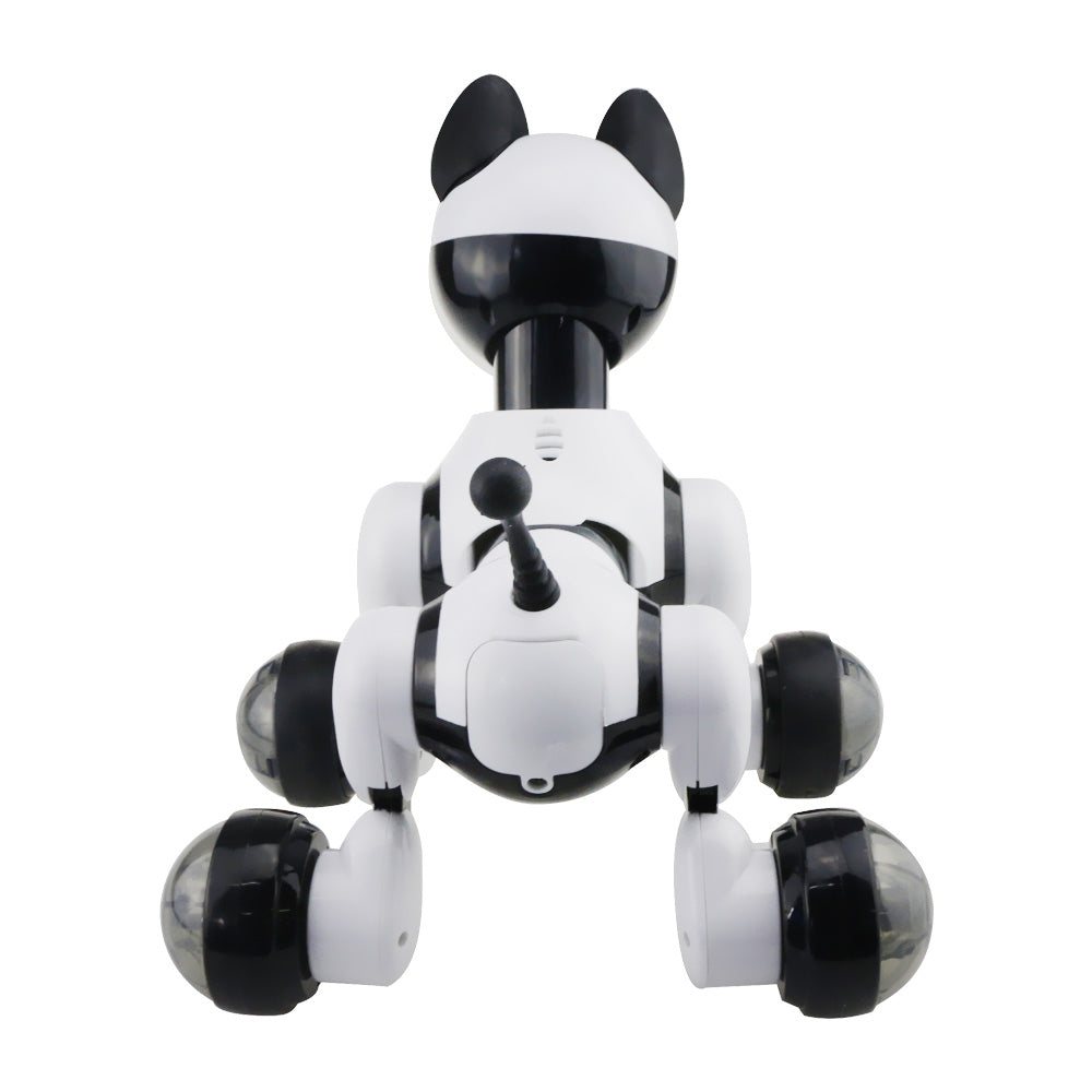 MG010 Voice Control Free Mode Sing Dance Smart Dog Robot