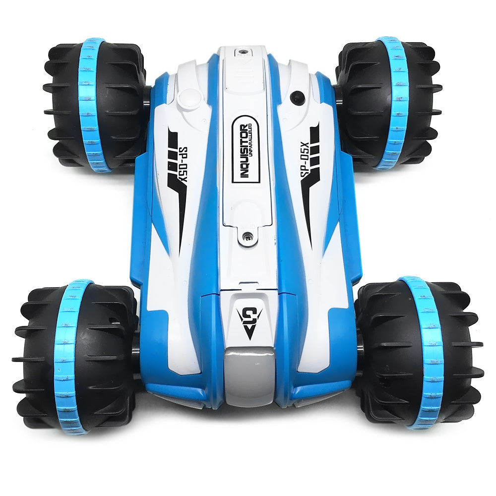 Yed 1804 1:12 4WD RC Off-road Amphibious Monster Truck 12km/h Speed