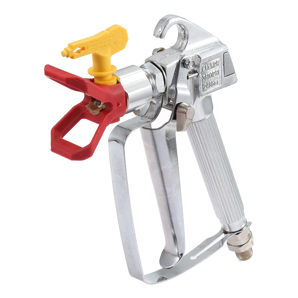 High Pressure Airless Paint Spray Gun with Pump Nozzle Sprayer