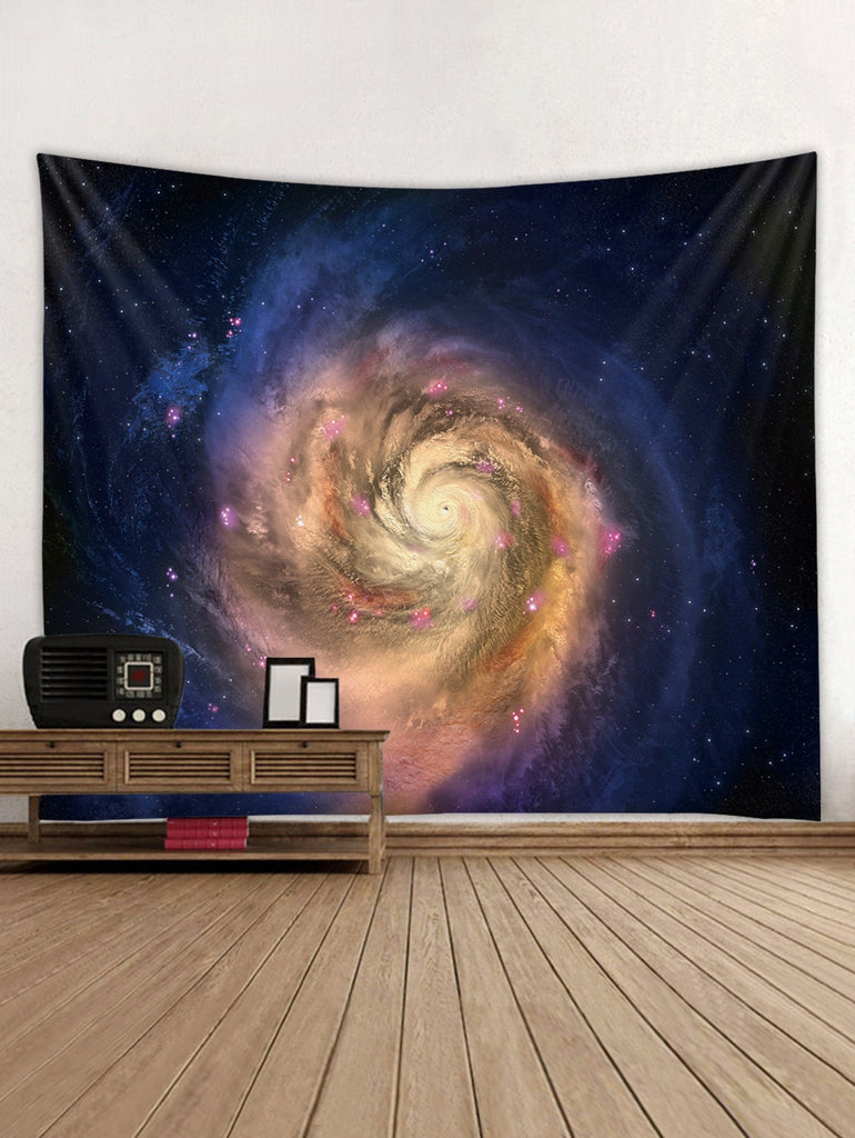 Starry Sky Universe Print Tapestry Wall Art Decoration
